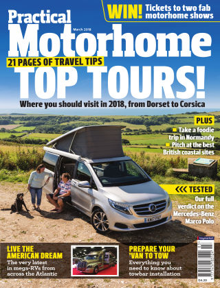 Practical Motorhome March 2018