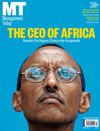 Management Today April 2014