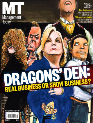 Management Today May 2014
