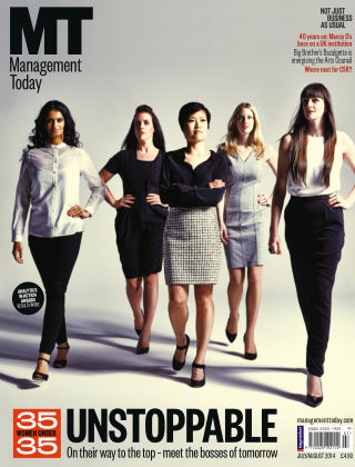 Management Today Jul/Aug 2014