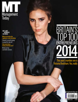 Management Today November 2014