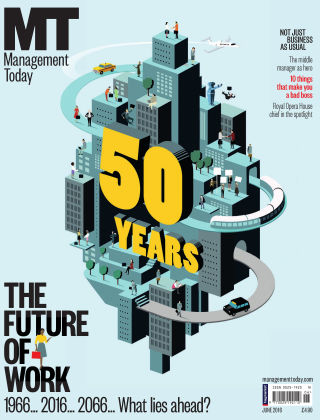 Management Today June 2016