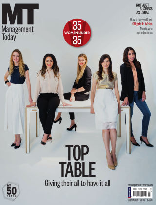 Management Today July 2016
