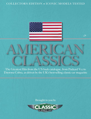 Classic & Sports Car Greatest Hits American Classics