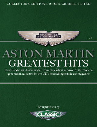 Classic & Sports Car Greatest Hits Aston Martin