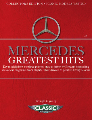Classic & Sports Car Greatest Hits Mercedes Greatest