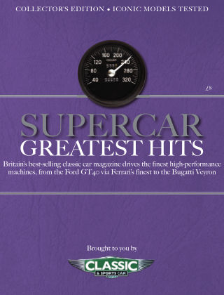 Classic & Sports Car Greatest Hits Supercar
