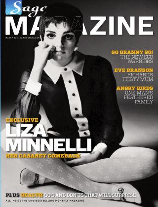 Saga Magazine March 2013