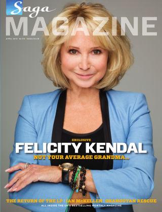 Saga Magazine April 2013