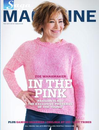 Saga Magazine May 2013
