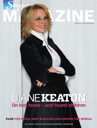 Saga Magazine June 2013