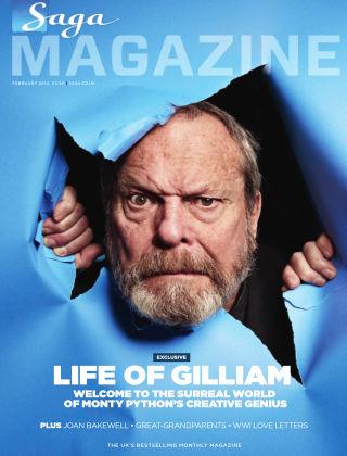 Saga Magazine February 2014