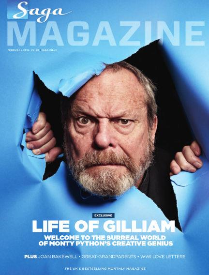 Saga Magazine February 01, 2014 00:00