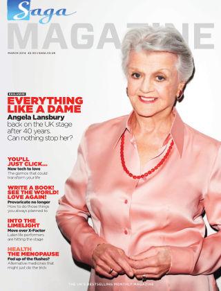 Saga Magazine March 2014