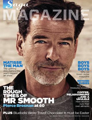 Saga Magazine April 2014