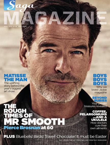 Saga Magazine April 01, 2014 00:00