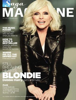 Saga Magazine May 2014
