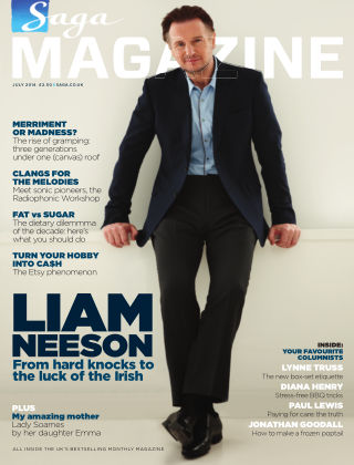 Saga Magazine July 2014