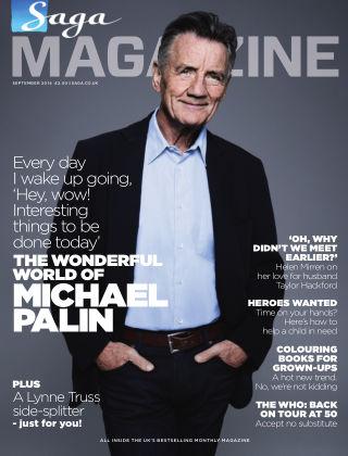 Saga Magazine September 2014