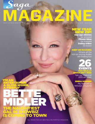 Saga Magazine January 2015