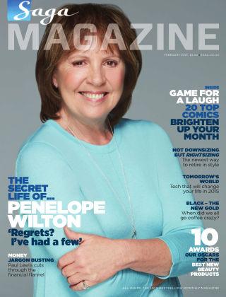 Saga Magazine February 2015