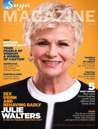 Saga Magazine March 2015