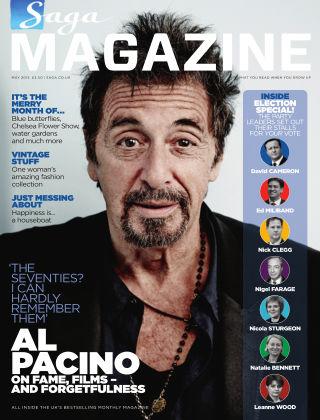Saga Magazine May 2015
