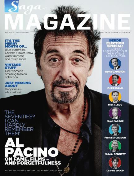 Saga Magazine May 01, 2015 00:00