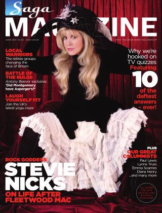 Saga Magazine June 2015