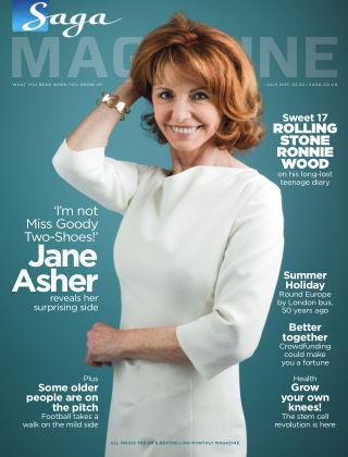 Saga Magazine July 2015