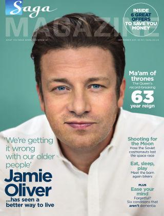 Saga Magazine September 2015