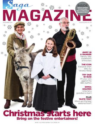 Saga Magazine December 2015