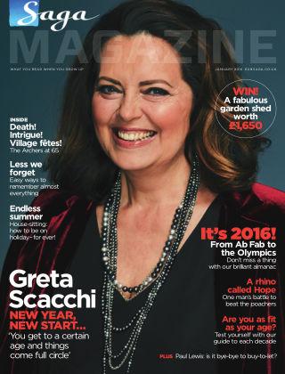 Saga Magazine January 2016