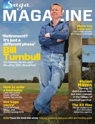 Saga Magazine February 2016
