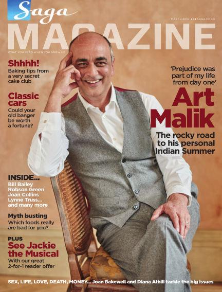 Saga Magazine March 01, 2016 00:00