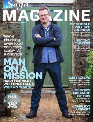 Saga Magazine April 2016