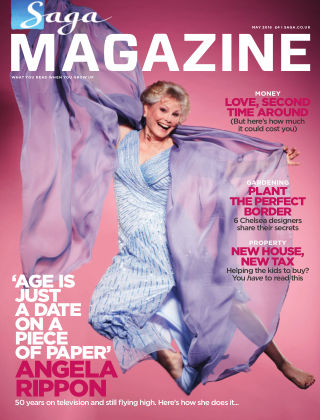 Saga Magazine May 2016