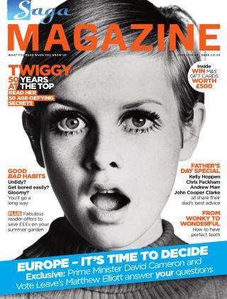 Saga Magazine June 2016