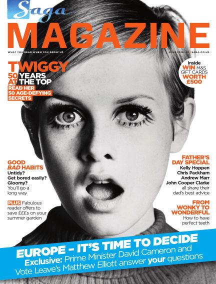 Saga Magazine June 01, 2016 00:00
