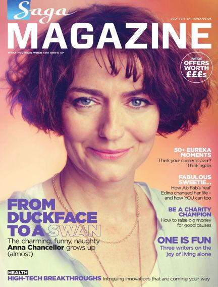 Saga Magazine July 01, 2016 00:00