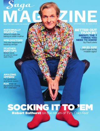 Saga Magazine September 2016