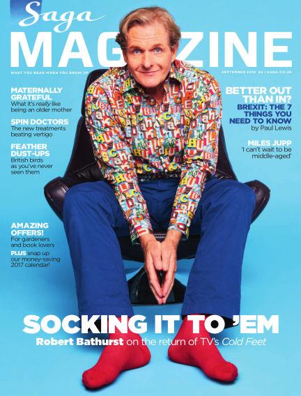 Saga Magazine September 01, 2016 00:00