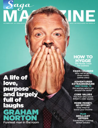 Saga Magazine October 2016
