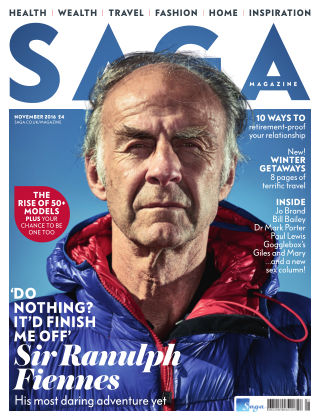Saga Magazine November 2016