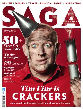 Saga Magazine December 2016