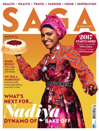 Saga Magazine January 2017