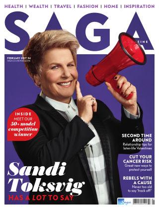 Saga Magazine February 2017