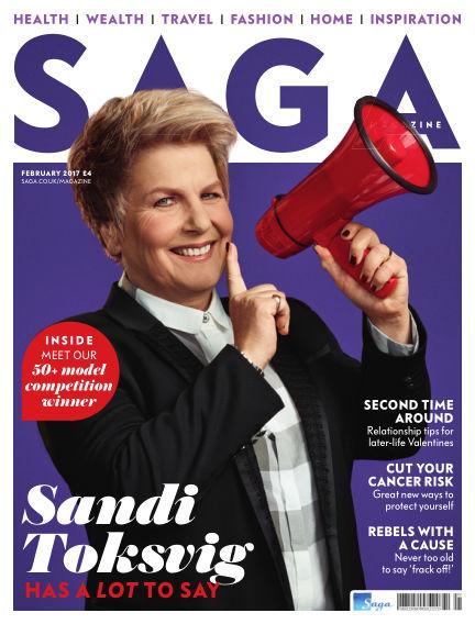 Saga Magazine February 01, 2017 00:00