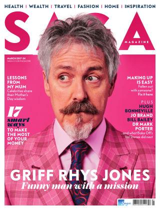Saga Magazine March 2017