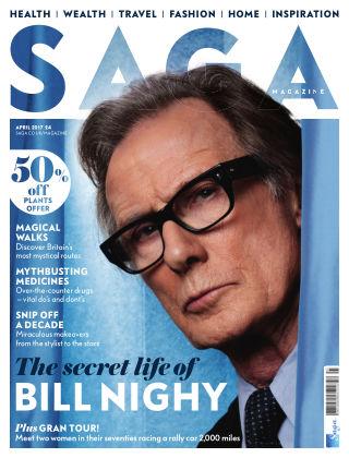 Saga Magazine April 2017